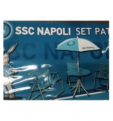 set patio SSC Napoli 5 pezzi Nemesi-Futurartshop.com
