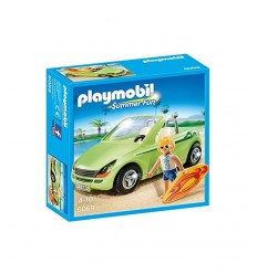 Voiture de sport à Surfer 6069 Playmobil- Futurartshop.com