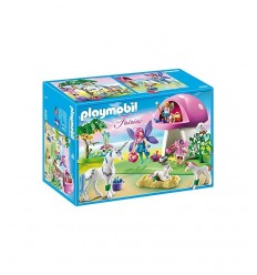 Playmobil Гриб дом фей 6055 Playmobil- Futurartshop.com