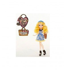high ever after enchanted picnic doll blondie lockes statements CLL49/CLD86 Mattel- Futurartshop.com