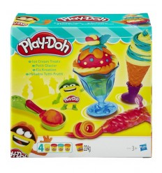 Play-Doh Ice Cream Treats B1857EU40 Hasbro- Futurartshop.com