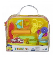 Play-Doh mit Tasche set zu beginnen B1169EU40 Hasbro- Futurartshop.com