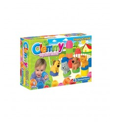 clemmy set animals soft bricks 14773 Clementoni- Futurartshop.com