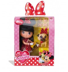 I love Minnie IML and puppy doll 700009050 Famosa- Futurartshop.com
