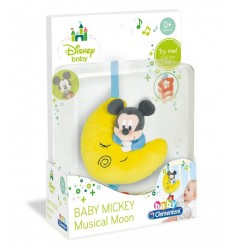 Soft Moon Baby musical mickey 14534 Clementoni- Futurartshop.com