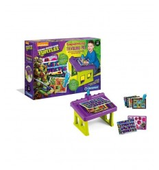 sapientino ninja turtles table basse 13272 Clementoni- Futurartshop.com