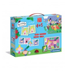Edukit 4 in 1 Ben e Holly
