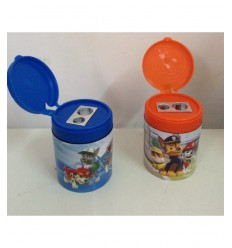 Paw patrol with Sharpener 2 tank models 152890/5 Accademia- Futurartshop.com