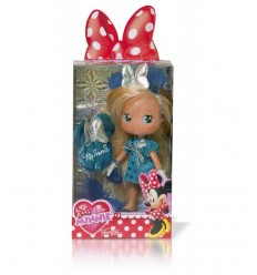 I Love Minnie dotate di glitter 17 cm 700010392 Famosa- Futurartshop.com