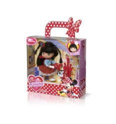I Love Minnie artista 17 cm 700010393 Famosa- Futurartshop.com