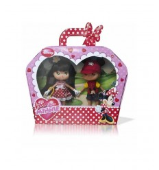 I Love Minnie, Boy and Girl 700010394 Famosa- Futurartshop.com