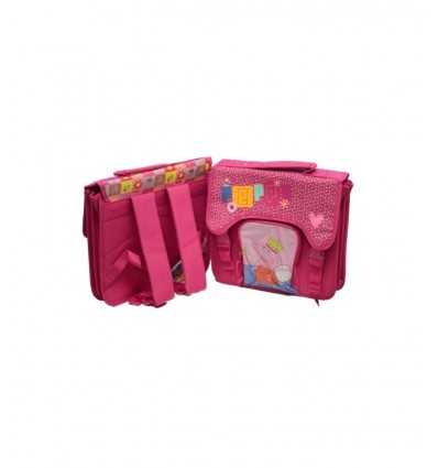 peppa pig backpack carrying case 140854 Accademia- Futurartshop.com