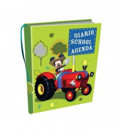 Agenda scolaire Mickey Mouse 80558 Multiprint- Futurartshop.com