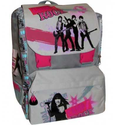 Zaino estensibile camp rock disney Giochi Preziosi-Futurartshop.com