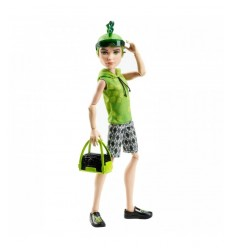 Monster High Bambole in viaggio Deuce Gordon Y0395 Mattel-Futurartshop.com