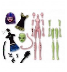Monster High erstellen ein Monster Y6608 Mattel- Futurartshop.com