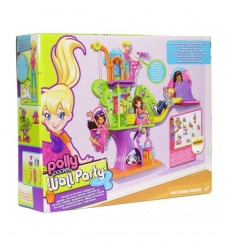 Casa sull'Albero Wall Party Polly Pocket Y7113 Y7113 Mattel-Futurartshop.com