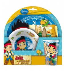 set colazione jake e i pirati 124066 -Futurartshop.com