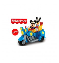Mickey's bike Y2297 Mattel- Futurartshop.com