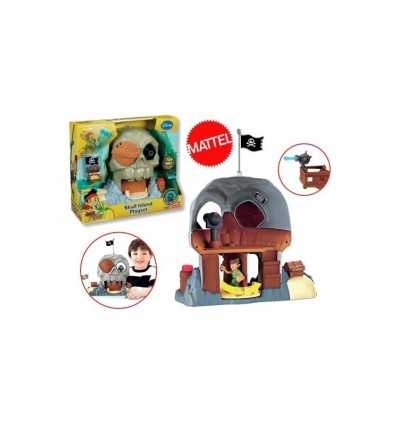 The skull island of Jake X4988 Mattel- Futurartshop.com