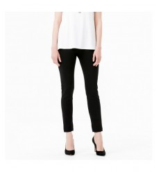 Black legging style pants A5C 8216 136 VDP- Futurartshop.com