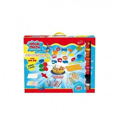 Magic Pasta da modellare set multigioco 199 pz GG76006 Grandi giochi- Futurartshop.com