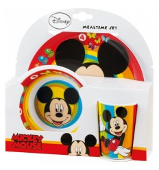Set colazione Mickey Mouse 121810 -Futurartshop.com