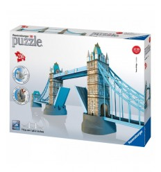 Ravensburger 12559 Tower Bridge 3D Puzzle edificio 12559 Ravensburger- Futurartshop.com