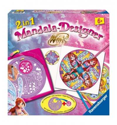 Ravensburger 29732 2 in 1 Mandala Designer Winx Club  29732 Ravensburger- Futurartshop.com
