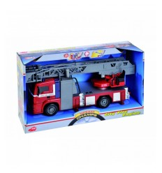 Dickie Truck 203443993009 firefighters Sprayed Water friction, 31 cm 203443993009 Simba Toys- Futurartshop.com