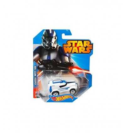 macchina hot wheels star wars cars 501st clone trooper CGW35/CGW41 Mattel-Futurartshop.com