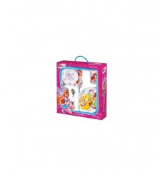Glasses and cutlery set Winx