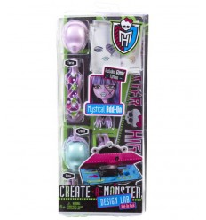 create your Monster high Monster X3728 Mattel- Futurartshop.com