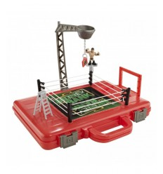 Mattel Wwe W8012 Wwe Money dans le porte-documents de banque W8012 Mattel- Futurartshop.com
