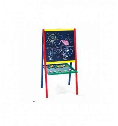 Maxi double sided magnetic wooden Blackboard RDF50085 RDF50085 Giochi Preziosi- Futurartshop.com