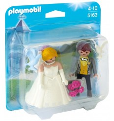 Couple marié 5163 Playmobil- Futurartshop.com