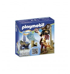 Pirata Barba Squalo 4798 Playmobil-Futurartshop.com