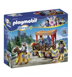 Playmobil Royal grandstand with alex 6695 Playmobil- Futurartshop.com