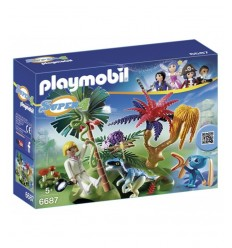 Playmobil the lost island conalien and raptor 6687 Playmobil- Futurartshop.com