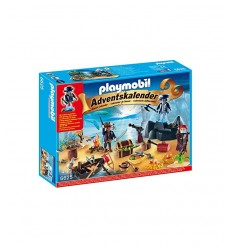 Тайное сокровище Playmobil Адвент календарь 06625 Playmobil- Futurartshop.com