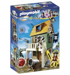 Playmobil pirat dolk med Fort ruby 4796 Playmobil- Futurartshop.com