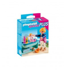Playmobil mom with baby changing facilities 5368 Playmobil- Futurartshop.com