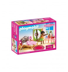 playmobil camera da letto con specchiera 5309 Playmobil-Futurartshop.com