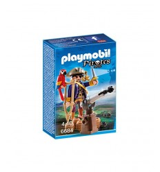 playmobil capitano dei pirati 6684 Playmobil-Futurartshop.com