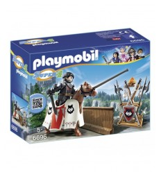 Playmobil rypan guardian of the black Baron 6696 Playmobil- Futurartshop.com