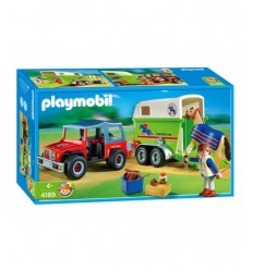 Playmobil horse transporters 041890 Playmobil- Futurartshop.com