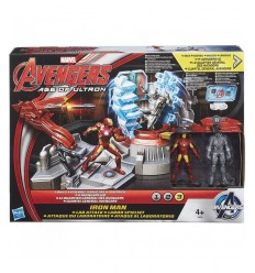 Avengers Movie Action laboratory attack playset B1402EU41/B2835 Hasbro- Futurartshop.com