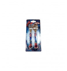 Spiderman web wonder cutlery 33493 - Futurartshop.com