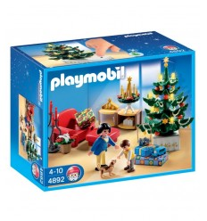 Playmobil Рождества комнате 4892 Playmobil- Futurartshop.com