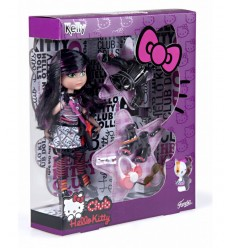 Verein-Puppe Hello Kitty Aussteuer Kelly 790000750 Famosa- Futurartshop.com